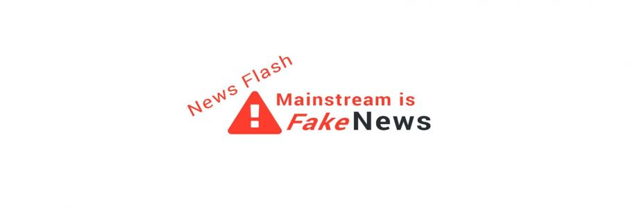 Mainstream is Fake News Cover Image
